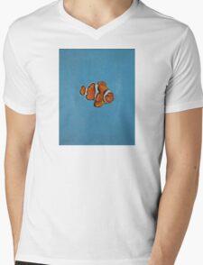 Clownfish Mens V-Neck T-Shirt