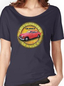Volvo 121 122 Amazon Sweden Women's Relaxed Fit T-Shirt