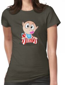 Baby Ollie Pops Womens Fitted T-Shirt