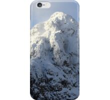 The Buachailles Snowy Summit iPhone Case/Skin