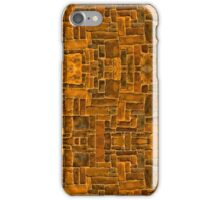 Garage Bricks iPhone Case/Skin