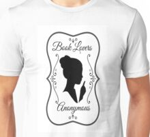 Book Lovers Anonymous Unisex T-Shirt