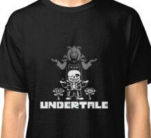 Undertale Sans-Flowey-Asriel T-shirt Classic T-Shirt