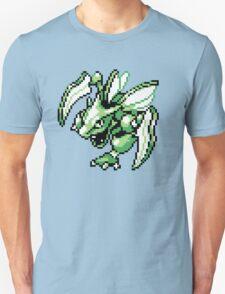 Scyther - Pokemon Red & Blue Unisex T-Shirt