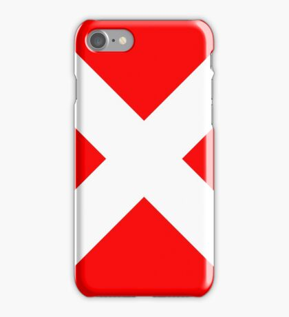 The X iPhone Case/Skin