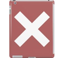 The X iPad Case/Skin