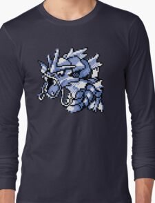 Gyarados - Pokemon Red & Blue Long Sleeve T-Shirt