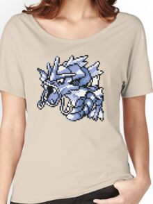 Gyarados - Pokemon Red & Blue Women's Relaxed Fit T-Shirt