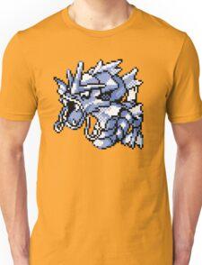 Gyarados - Pokemon Red & Blue Unisex T-Shirt