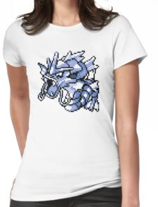 Gyarados - Pokemon Red & Blue Womens Fitted T-Shirt