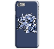 Gyarados - Pokemon Red & Blue iPhone Case/Skin