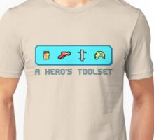 A Hero's Toolset Unisex T-Shirt