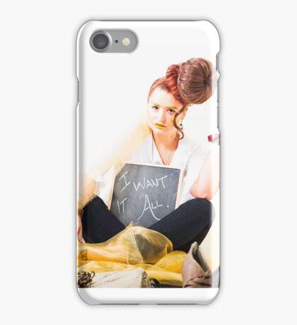 7even Deadly Sins V iPhone Case/Skin