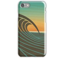 Sunset Peak  iPhone Case/Skin