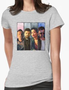 Preacher Four Panel (Eugene,Jesse,Tulip,Cassidy) Womens Fitted T-Shirt