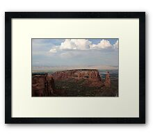 Colorado National Monument 3 Framed Print