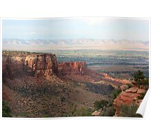 Colorado National Monument 10 Poster