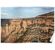 Colorado National Monument 12 Poster