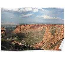 Colorado National Monument 13 Poster