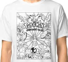 Les Pokemons contre-attaquent! Classic T-Shirt