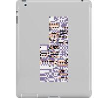 MISSINGNO. - Pokemon Red & Blue iPad Case/Skin