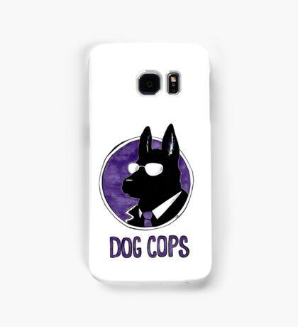 Dog Cops Samsung Galaxy Case/Skin