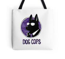 Dog Cops Tote Bag