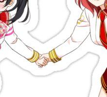 Nico & Maki Sticker