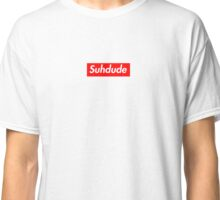 Supreme 'Suhdude' Clothing Classic T-Shirt