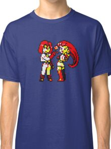 Team Rocket - Jesse & James - Pokemon Yellow Classic T-Shirt
