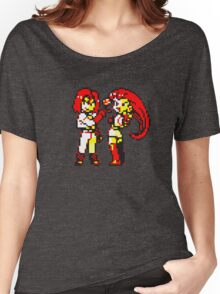 Team Rocket - Jesse & James - Pokemon Yellow Women's Relaxed Fit T-Shirt