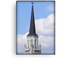 Reaching For Heaven Canvas Print