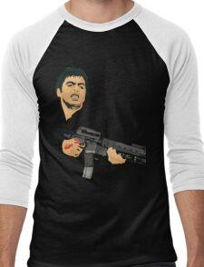 Scarface - Tony Montana Men's Baseball ¾ T-Shirt