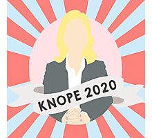 Knope 2020 Photographic Print