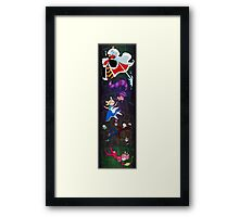 Fionna in Wonderland Framed Print
