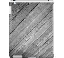 WOOD_PATTERN_2 iPad Case/Skin