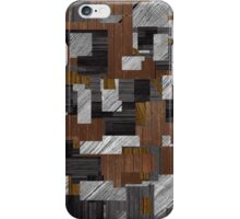 WOOD_PATTERN_3 iPhone Case/Skin