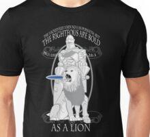 As A Lion Unisex T-Shirt