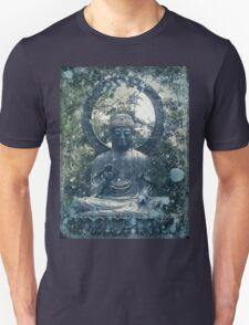 Abstract Zen Buddha Unisex T-Shirt