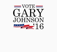 Vote Gary Johnson Unisex T-Shirt