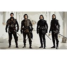 Musketeers 6 Photographic Print