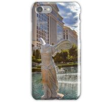 USA. Nevada. Las Vegas. Caesars Palace. Sculpture & Fountain. iPhone Case/Skin