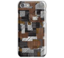 WOOD_PATTERN_4 iPhone Case/Skin