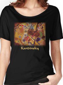 Kandinsky - Dream in Red Women's Relaxed Fit T-Shirt
