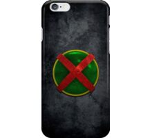 Martian Manhunter iPhone Case/Skin