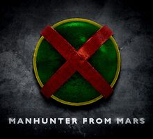 Martian Manhunter by BigRockDJ