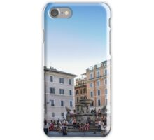 St. Mary's in Trastevere iPhone Case/Skin