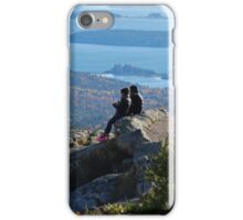 Cadillac Mountain Love iPhone Case/Skin