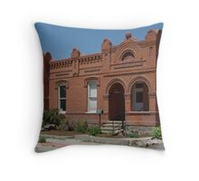 Restored 1880's Homes I Throw Pillow