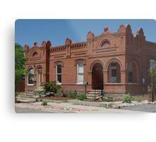 Restored 1880's Homes I Metal Print
